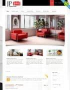 JP Furniture v2.5.002 - мебельный шаблон для Joomla