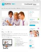 JP Business Theme v1.0.003 - бизнес шаблон для Joomla