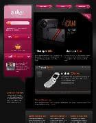 BT Gadget v1.0 - шаблон Joomla блога о гаджетах