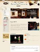 TZ HYEC Cafe v1.4 - шаблон ресторана для Joomla
