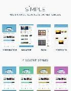 TZ Simple Love v1.7 - универсальный шаблон для Joomla