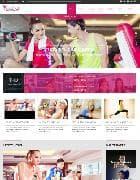 TZ Young Fitness v2.1 - шаблон фитнес клуба для Joomla