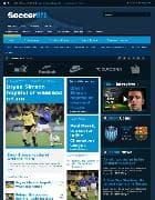 BT Soccerlift v2.5.0 - футбольный шаблон для Joomla