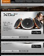 BT xSoft v2.5.0 - Joomla шаблон для сайта DJ приложения