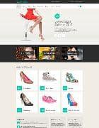 Hot Shoes v1.0 - шаблон интернет магазина по продаже обуви для Joomla