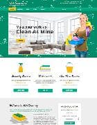 Hot Cleaning v1.0 - шаблон клининговой компании для Joomla