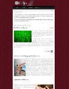 JB Helio v1.0.1 - шаблон тонкого блога для Joomla