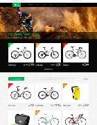 JSN Force 2 v1.0.1 - шаблон интернет магазина велосипедов для Joomla