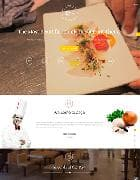 SJ Zaga v2.0.0 - адаптивный шаблон ресторана для Joomla