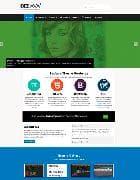Bedava v1.0 - бесплатный шаблон для Joomla