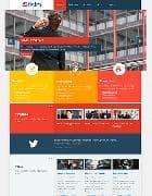 Ofisim v1.0 - бизнес шаблон для Joomla