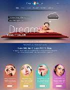 Dream v1.1 - шаблон сайта салона красоты для Joomla