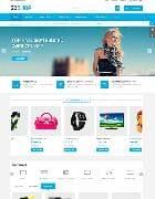 SJ G2Shop v3.0.1 - adaptive template of online store