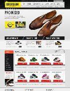 OT iShoesBox v2.5.0 - шаблон онлайн магазина по продаже обуви