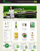 OT GreenPro v2.5.0 - интернет магазин натуральной косметики (Joomla)