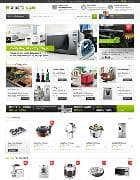OT Smarthouse v1.0.0 - template of online store for Joomla