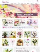 OT Happyday v1.0 vm3 - шаблон цветочного интернет магазина для Joomla