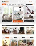 OT Furnite v1.0 - шаблон интернет магазина мебели для Joomla