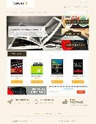 TX Gravity II v1.1 - интернет магазин по продаже книг на Joomla