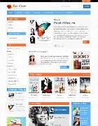JM Free Ebooks v1.05 EF3 - шаблон сайта о книгах для Joomla