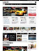 JM News Portal v1.06 EF4 - новостной шаблон для Joomla