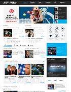 JM Hot News v1.0.1 - новостной шаблон для Joomla