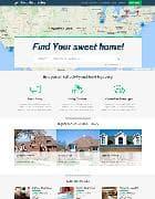 JM Real Estate Ads v1.06 EF4 - шаблон сайта с картой недвижимости для Joomla