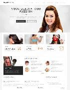 JM Beauty Center v1.01 EF4 - шаблон салона красоты (Joomla)