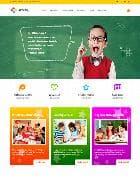 ZT Four v1.1.0 - детский образовательный шаблон для Joomla