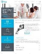 JM Financial Services v1.03 EF4 - бизнес шаблон для Joomla