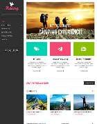 VT Hiking v1.2 - шаблон блога о путешествиях для Joomla 3.x