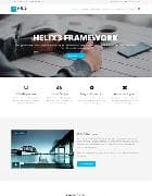 Shaper Helix3 v2.4 - a free template for Joomla