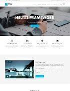 Shaper Helix3 v2.4 - бесплатный шаблон для Joomla