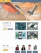 Ajans v1.0 - современный бизнес шаблон для Joomla