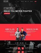BT Fitness v1.2 - шаблон сайта фитнес клуба для Joomla