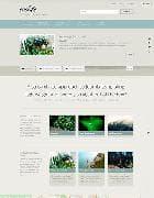 JB Ecolife v1.3 - блоговый шаблон для Joomla
