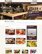 JUX Galiana v1.0.2 - шаблон ресторана для Joomla