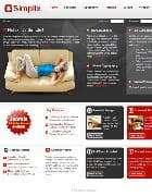 RT Simplix v1.5.1 - Joomla шаблон с диваном