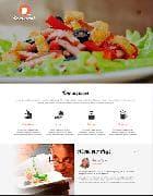 VT Restaurant v1.2 - шаблон для сайта кафе/ресторана