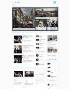 Minitek Ziggy v3.0.1 - новостной шаблон для Joomla