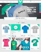 OT Tshirt v1.0 - шаблон интернет магазина маек