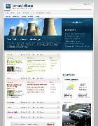 RT TerranTribune v1.1 - шаблон новостного портала для Joomla