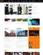 JUX Times v1.0.2 - шаблон новостного сайта для Joomla