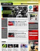 RT Mixxmag v1.0 - шаблон для Joomla