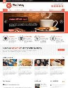 Vina Bakery II v1.3 - адаптивный бизнес шаблон для Joomla