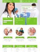 Vina Medical II v1.3 - шаблон сайта на медицинскую тематику