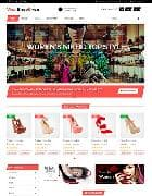 Vina ShoeShop v1.2 - template of online store of footwear for Joomla