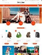 Vina BagShop v1.3.0 - template of online store of bags for Joomla