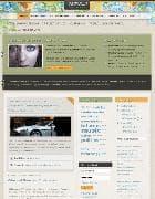 RT Paradox v1.10 - шаблон блога для Joomla