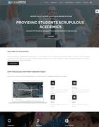 LT eLearning v1.0 - образовательный шаблон для школы